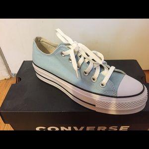 Converse Platform Lace Up Shoes